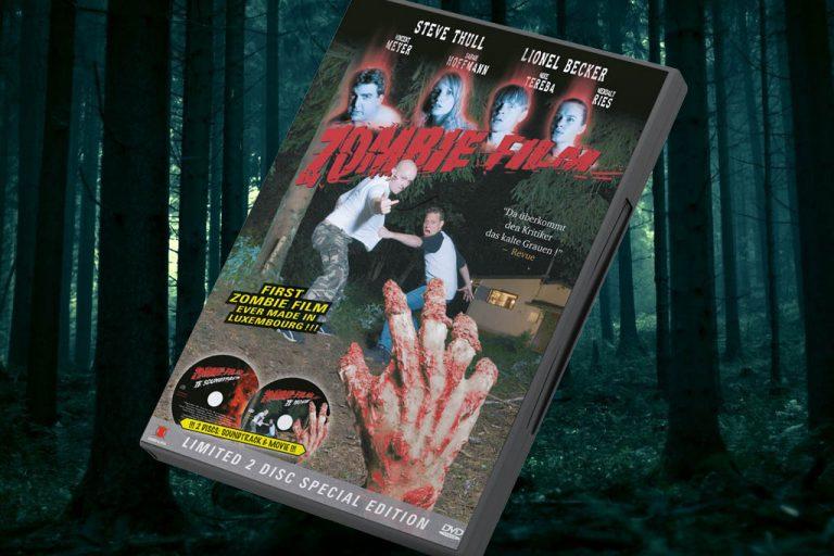 """Camera Obskura a.s.b.l. lance une édition limitée de """"Zombie Film"""" sur DVD"""