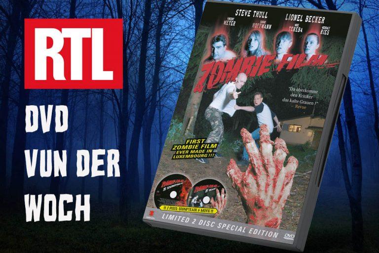 Filmkritik : De Gérard Floener (RTL Radio) huet sech den Zombie Film DVD ugekuckt