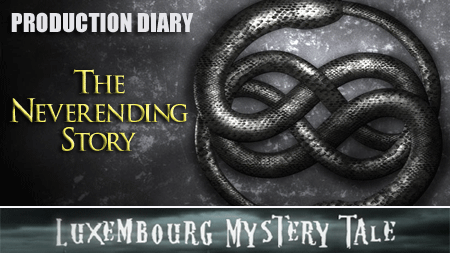 Luxembourg Mystery Tale – Production Diary 11 (LU)