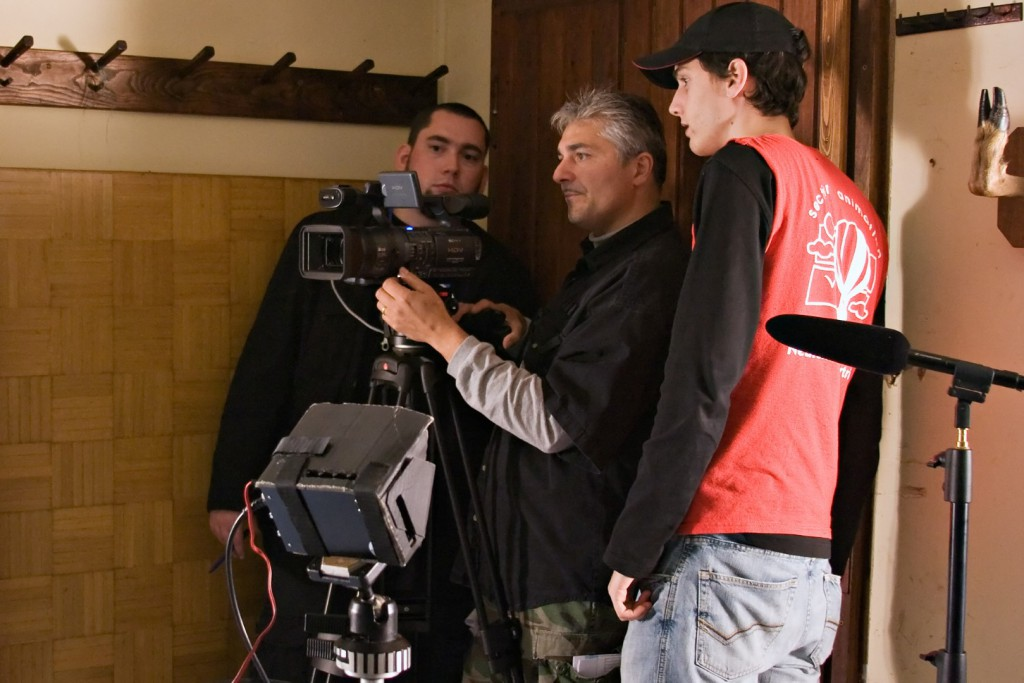Obskura a.s.b.l. collabore au nouveau court-métrage de Feierblumm a.s.b.l.