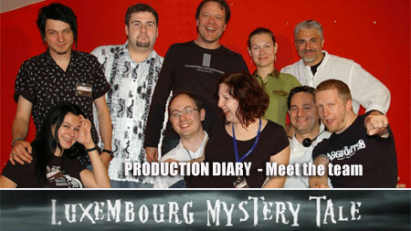 Luxembourg Mystery Tale – Production Diary 5 (UK)