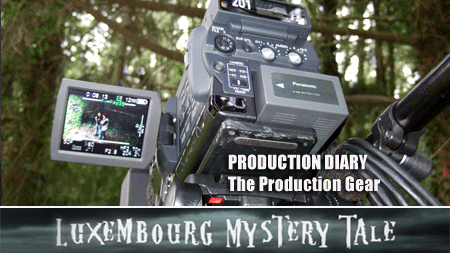 Luxembourg Mystery Tale – Production Diary 6 (UK)