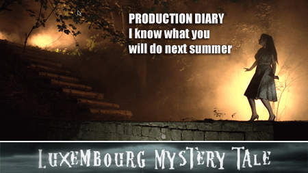 Luxembourg Mystery Tale – Production Diary 8 (UK)
