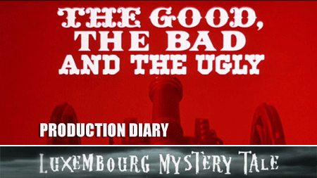 Luxembourg Mystery Tale – Production Diary 12 (UK)