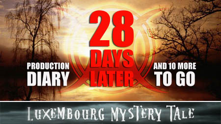 Luxembourg Mystery Tale – Production Diary 9 (UK)