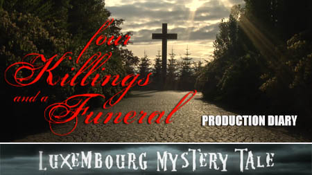 Luxembourg Mystery Tale – Production Diary 10 (UK)