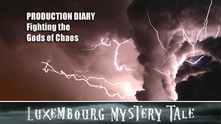 Luxembourg Mystery Tale – Production Diary 7 (UK)